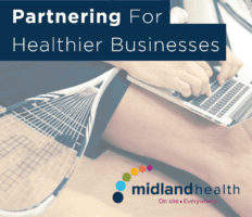 Midland Health Partnering for Healthier Businesses