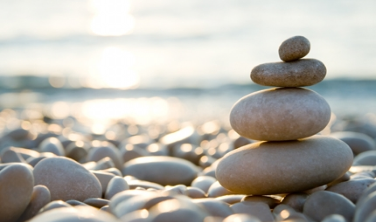 Stress Reducing, Serene Looking Beach