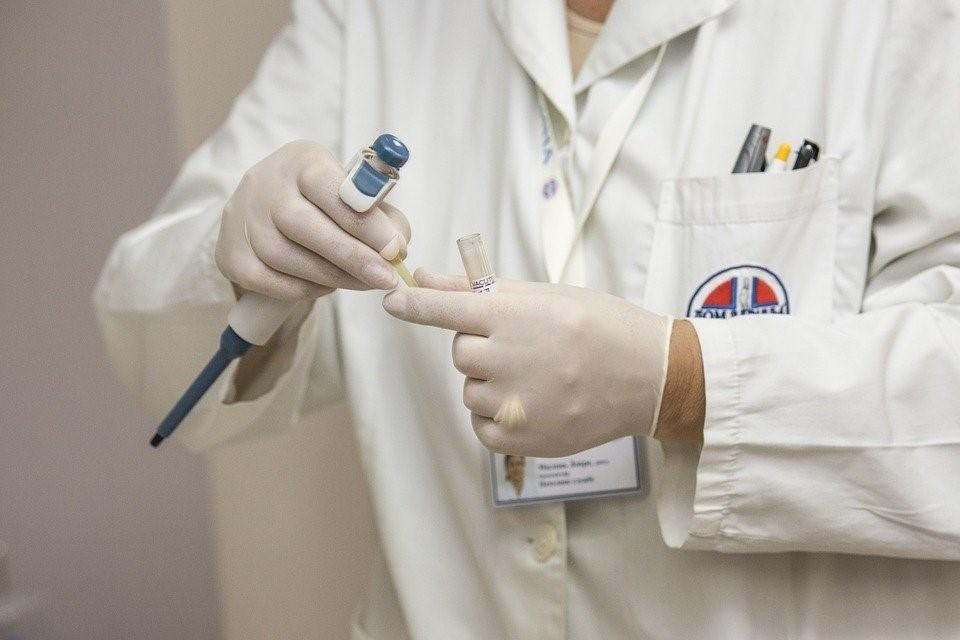 Representatrion of Medical Professional testing for Covid-19 Antibodies
